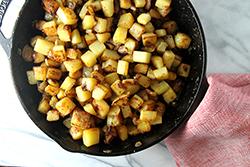 Browned Potatoes
