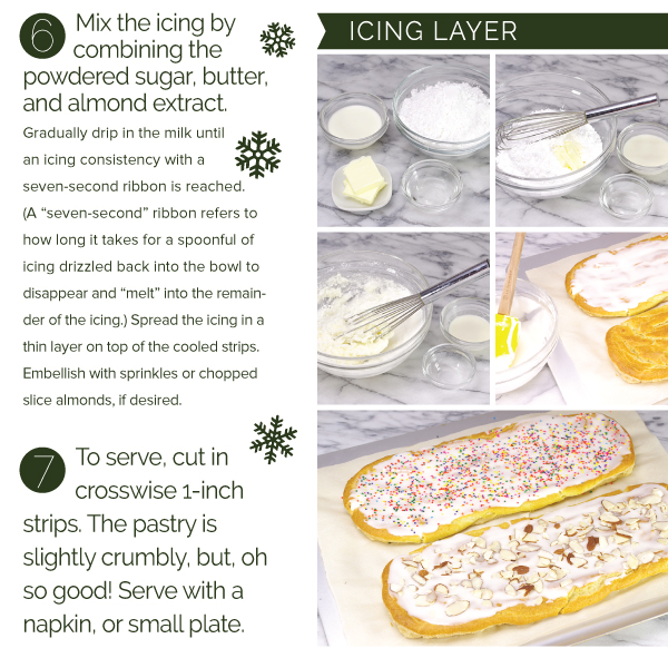 Icing Layer