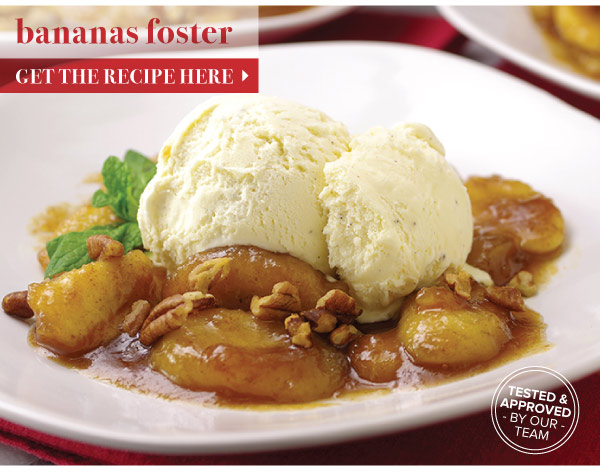 RECIPE: Bananas Foster: Get the Recipe Here