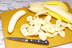 Cutting Bananas