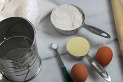 Pasta Dough Ingredients