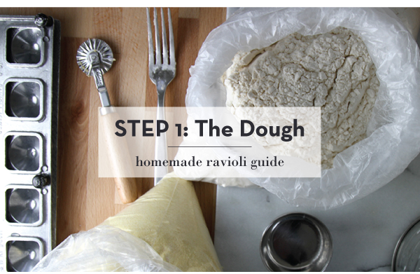 Step 1: The Dough