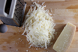 Garnish with Cheese