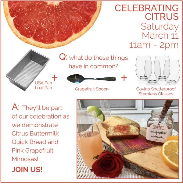 Celebrating Citrus Demo