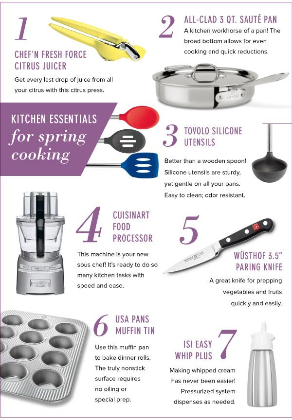 Spring Cooking