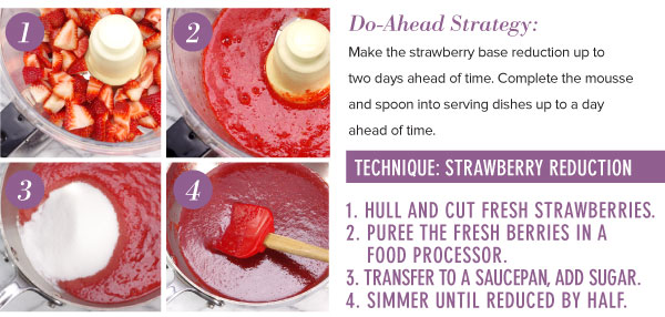 Technique: Strawberry Reduction