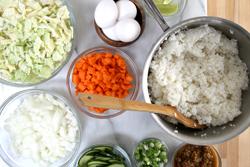 Ingredients Prepped