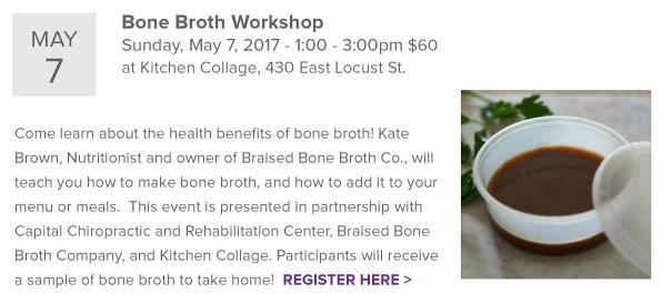 Bone Broth Class