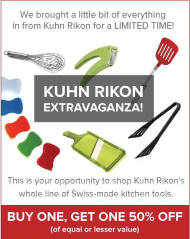 Kuhn-Rikon Extravaganza