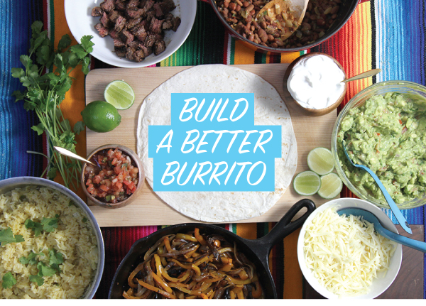 Build a Better Burrito