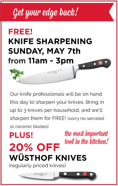 Knife Event