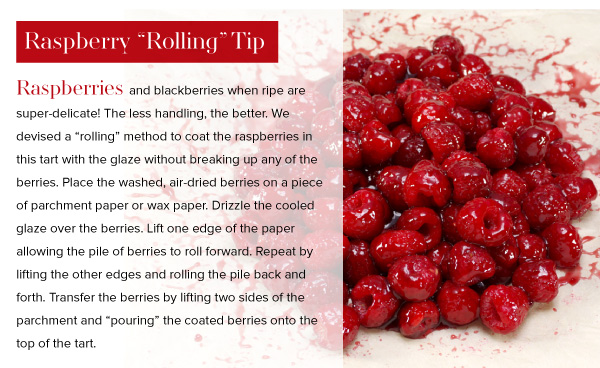 Raspberry Rolling Tip