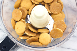 Wafers in Food Processor