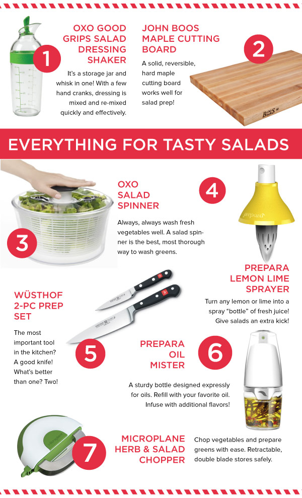 Salad Products