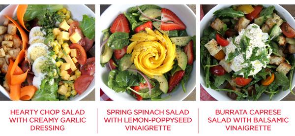 Inspiring Summer Salads