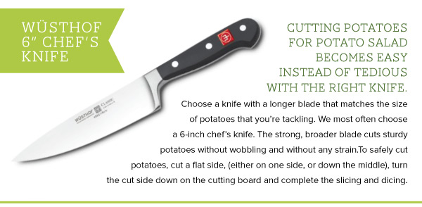 Wushtof Chef's Knife