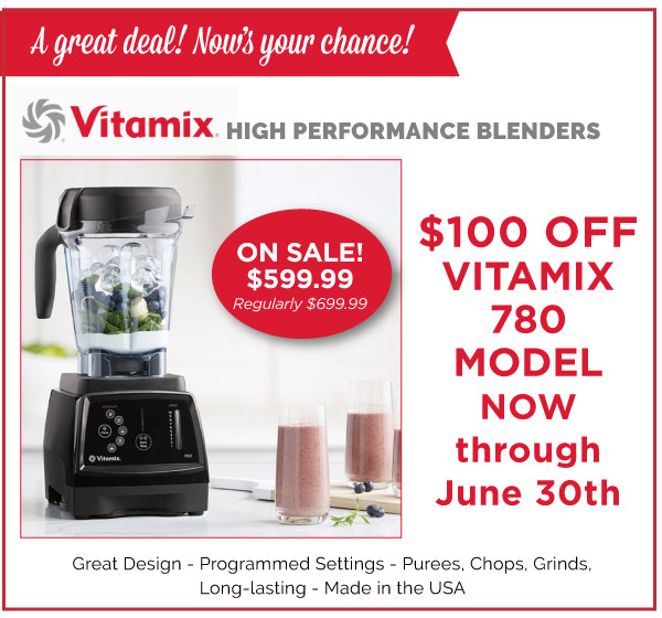 Vitamix Special