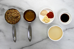 Honey-Mustard Sauce Ingredients