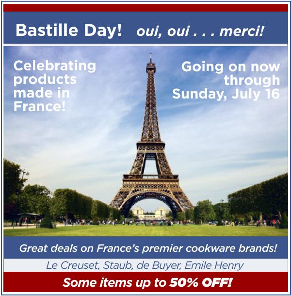 Bastille Sale