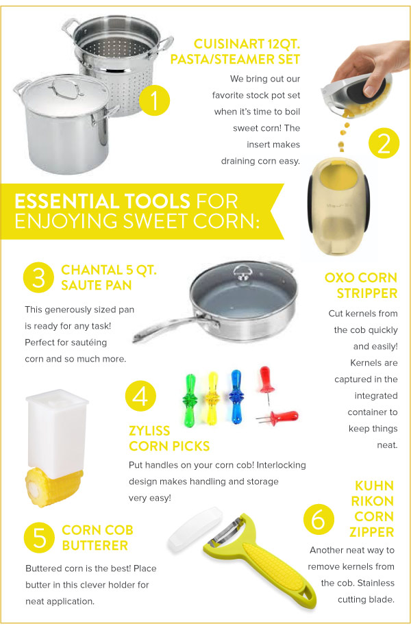 Corn Tools