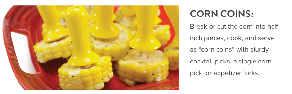 Corn Coins