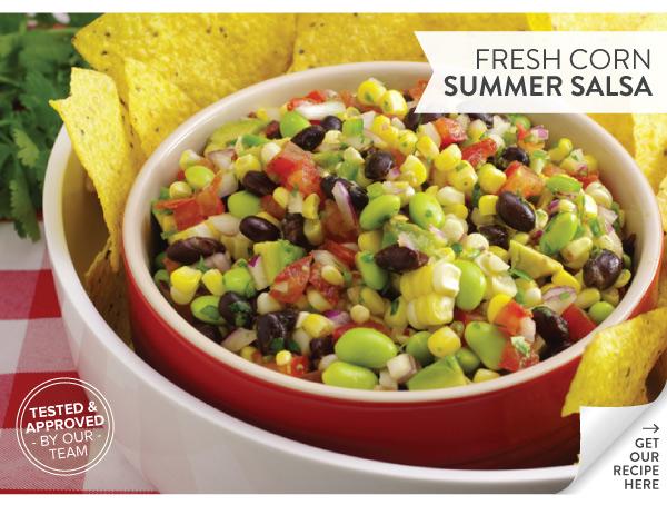 RECIPE: Fresh Corn Summer Salsa