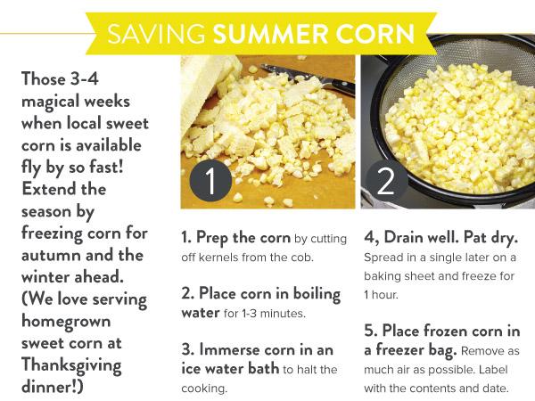 Saving Summer Corn
