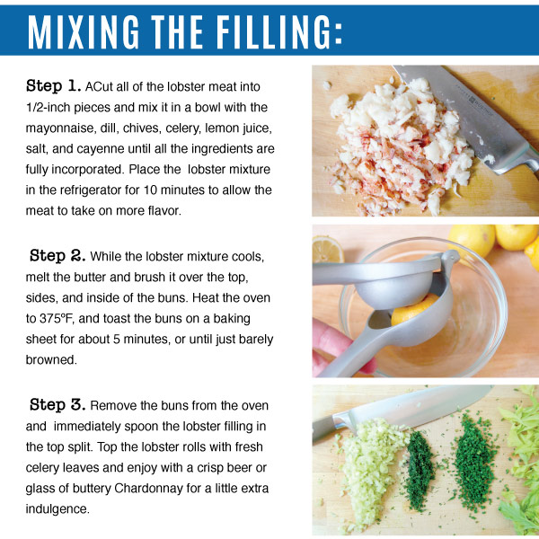 Mixing the Filling