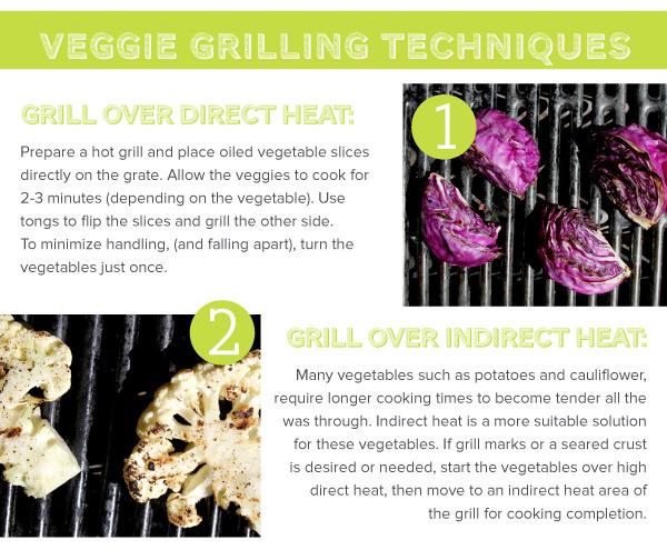 Veggie Grilling Techniques