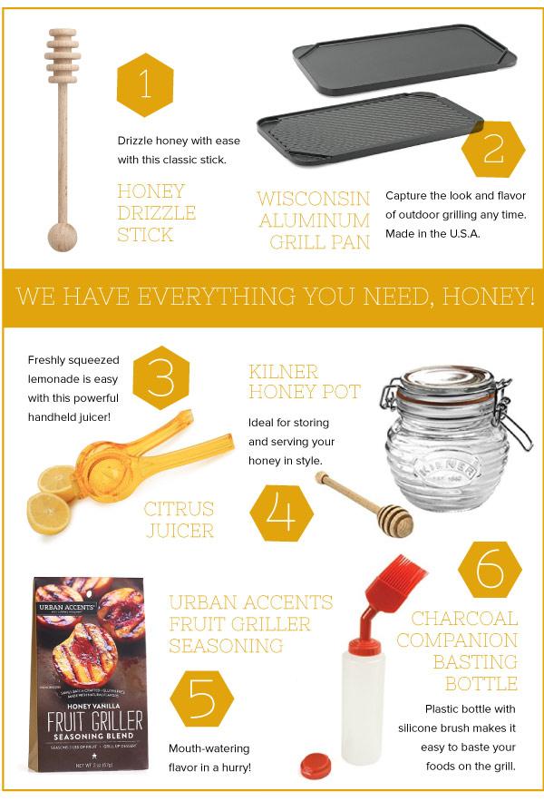 Honey Tools