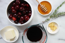 Cherry Sauce Ingredients