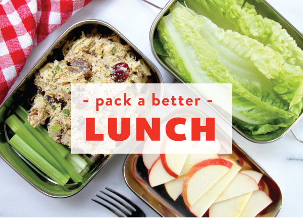 Pack a Better Lunch