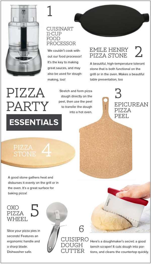 Pizza Party Essentials