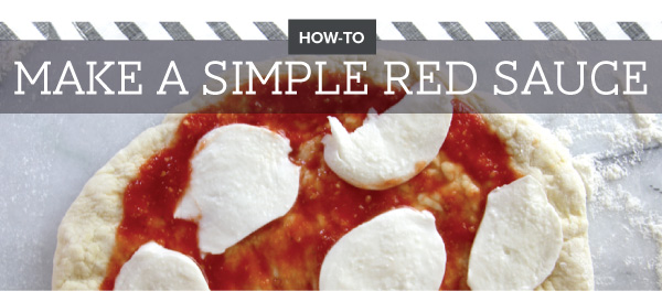 Simple Red Sauce