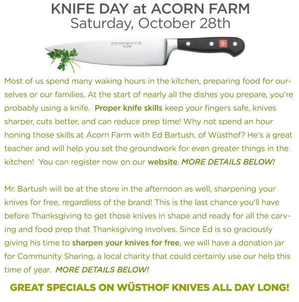 Knife Day