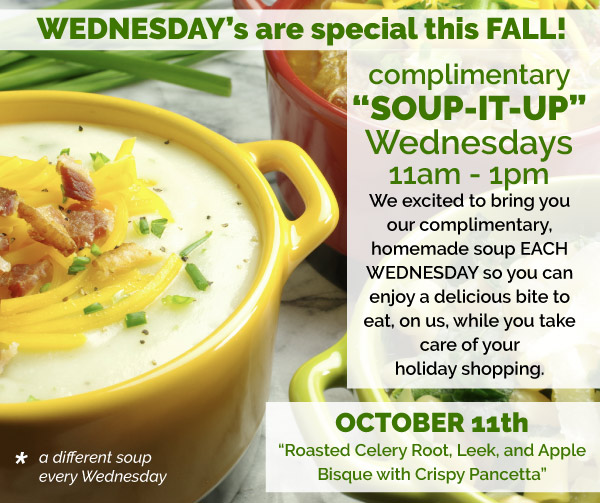 Wednesday Soup