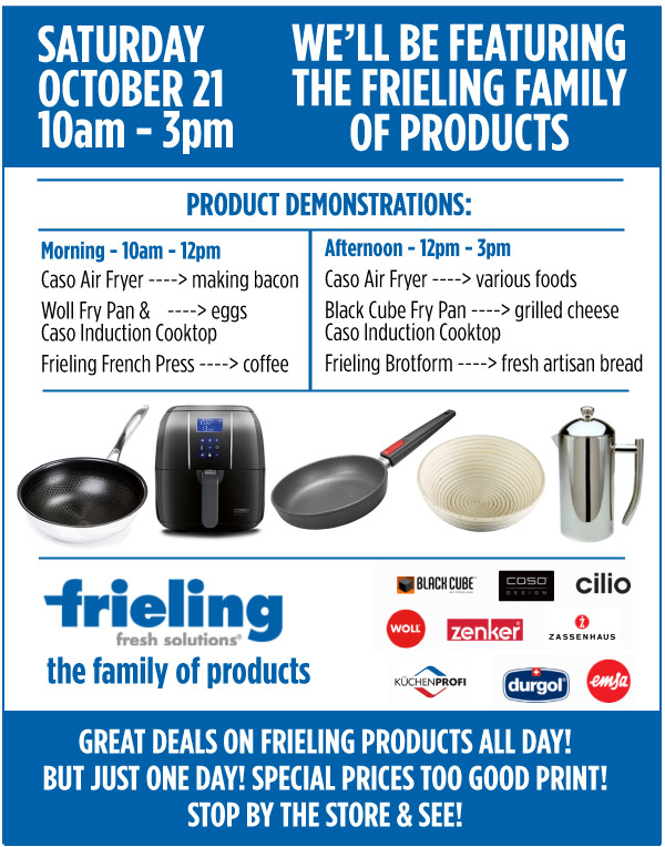 Frieling Demo Day