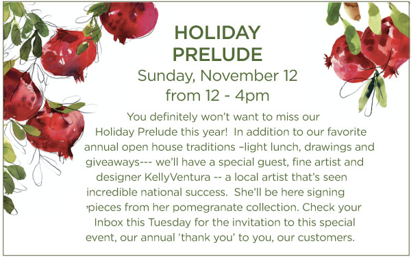 Holiday Prelude