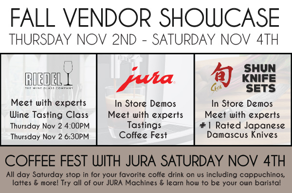 Fall Vendor Showcase