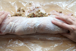 Rolled Roulade