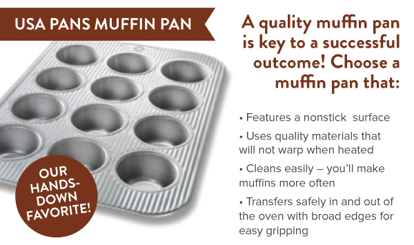 USA PANS Muffin Pan