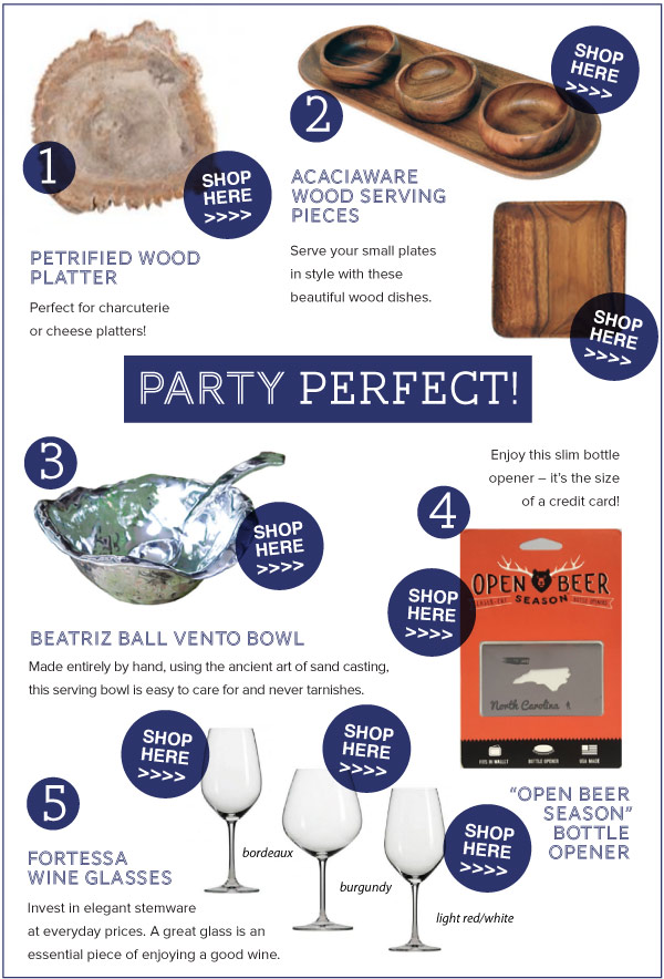 Party Perfect Products