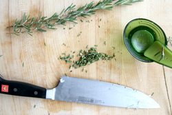 Minced Rosemary