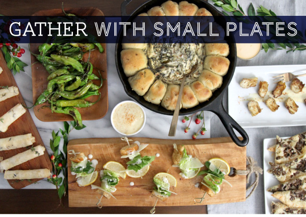 Gather with Small Plates