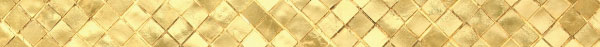 Gold Bar Spacer