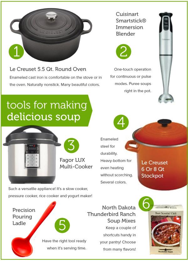 Soup Tools