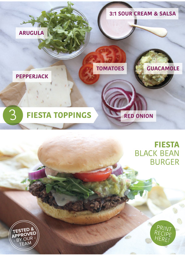 Fiesta Toppings