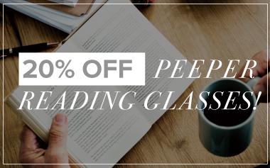 Peeper Reading Glasses