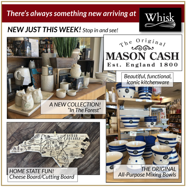 New at Whisk