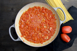 Cooked Tomates